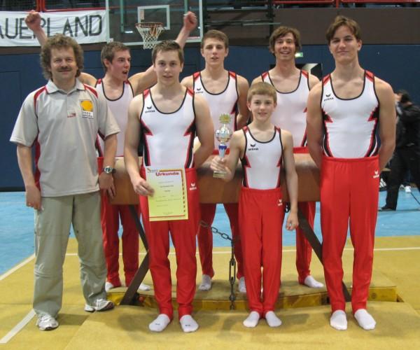 Ligafinale TG Pforzheim-Enz.