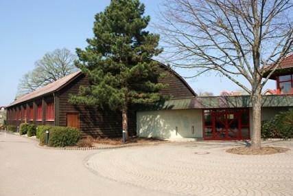 Sport- und Festhalle / Alle Rechte an diesem Foto: Gemeinde Kieselbronn